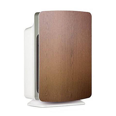Buy alen breathesmart hepa air purifier in oak from bed for Allen breath smart