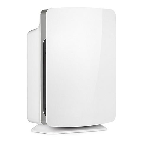 Buy alen breathesmart hepa air purifier in white from for Allen breath smart