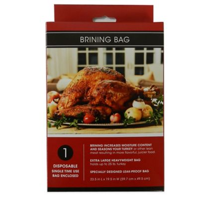 Turkey Brining Bag