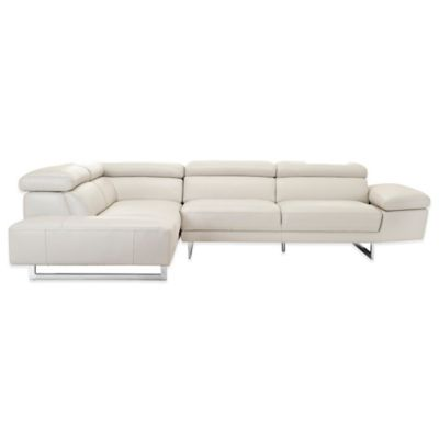 Safavieh Hayes Left-Facing Chaise Sectional Sofa