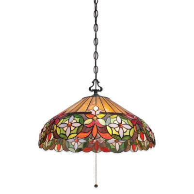 Quoizel 3 Light Pendant Light