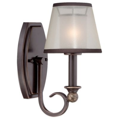 Wall Sconces Bed Bath And Beyond : Buy Glass Wall Sconces from Bed Bath & Beyond