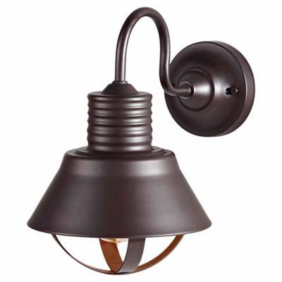 Feiss® Derek Outdoor Wall Lantern in Oil Rubbed Bronze