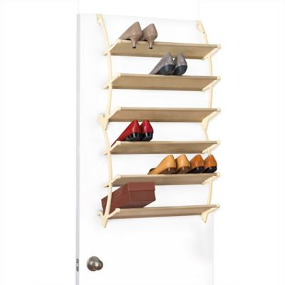 Over The Door Shoe Organizer Storage Rack