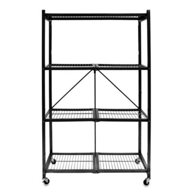 Organic 4 Tier Shelving
