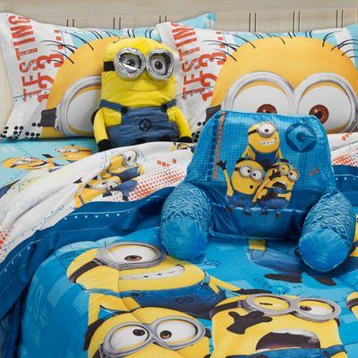 Minions Twin/Full Comforter