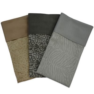 Full Sheet Set in Charcoal