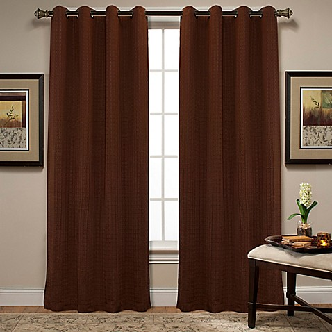 Bed Bath And Beyond  Grommet Topped Curtain Panels