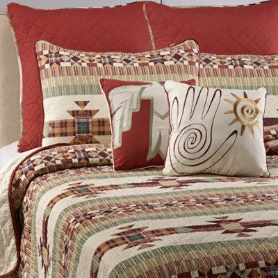 Desert Dream Twin Quilt