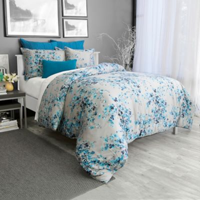 Hycroft Twin Duvet Cover Set