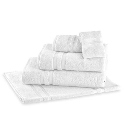 Wamsutta® Perfect Soft MICRO COTTON® Bath Sheet in White