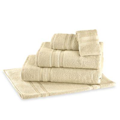 Bath Towel in Yellow