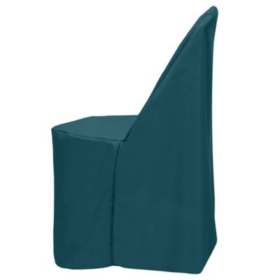 Teal Dining Chair Covers