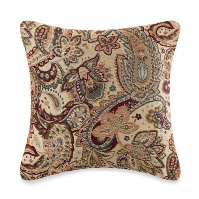 MYOP Livorno Square Throw Pillow Cover in Multi
