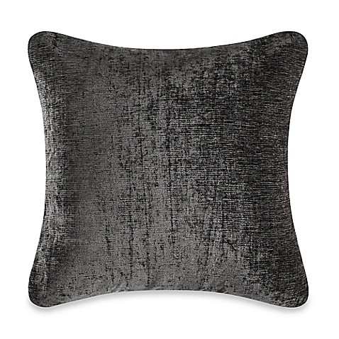 Myop Throw Pillow Covers : MYOP Parady Square Throw Pillow Cover in Grey - Bed Bath & Beyond