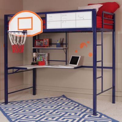 Powell Hoops Basketball Bunk Bed