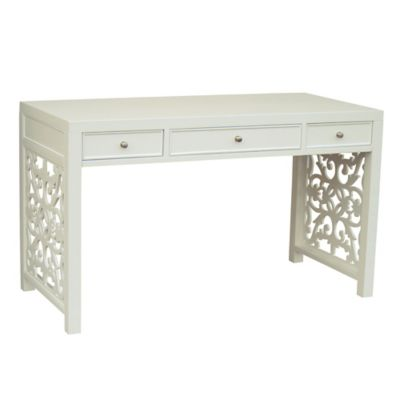 Pulaski Blossom 3-Drawer Desk