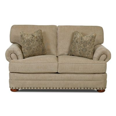 Klaussner Cliffside Loveseat