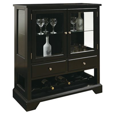 Barware Storage Cabinet