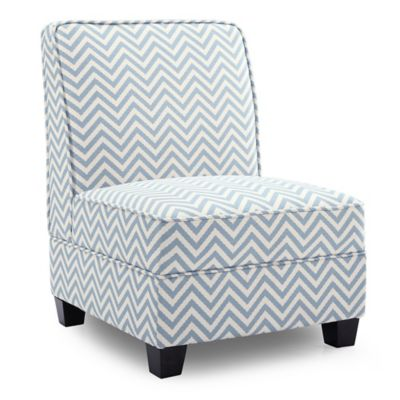Dwell Home Ryder Accent Chair in Gigi Platinum