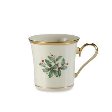 Lenox® Holiday™ 12-Ounce Mug