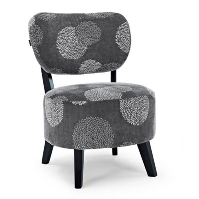 Sphere Accent Chair in Charcoal