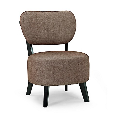 Buy Dwell Home Sphere Accent Chair in Bark from Bed Bath