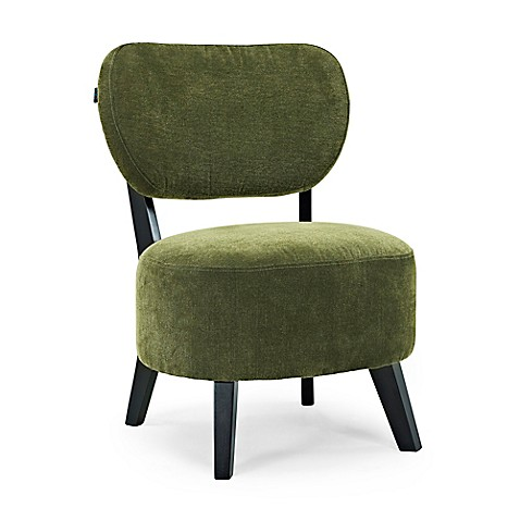 Buy Dwell Home Sphere Accent Chair in Green from Bed Bath