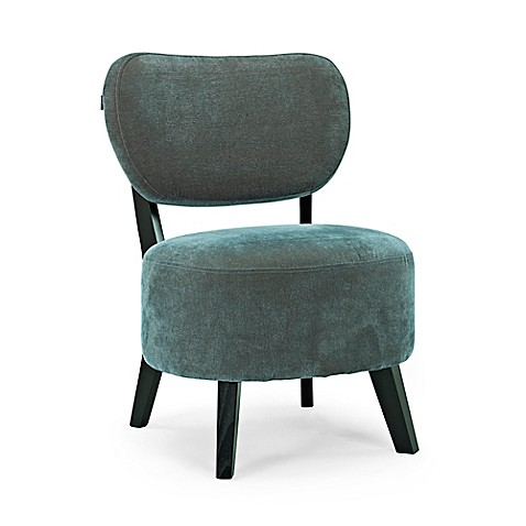 Buy Dwell Home Sphere Accent Chair in Blue from Bed Bath