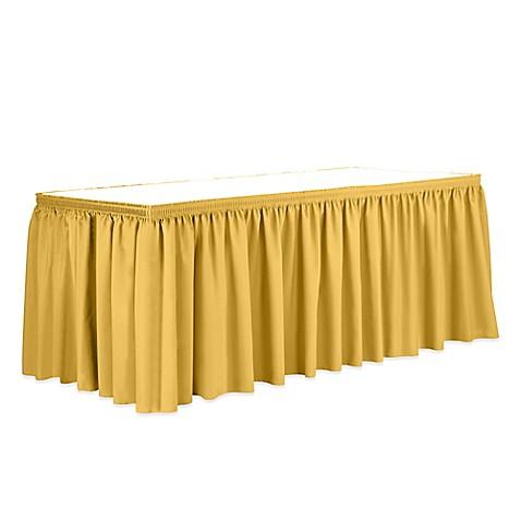 Shirred Table Skirt 77