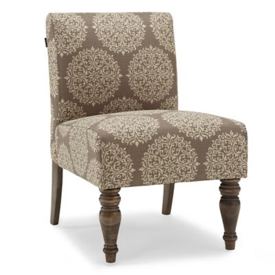 Dwell Home Turner Accent Chair in Gabrielle Stone