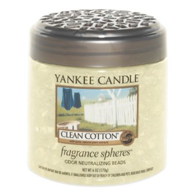 Yankee Candle® Clean Cotton® Fragrance Spheres™