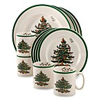 Spode® Christmas Tree Dinnerware