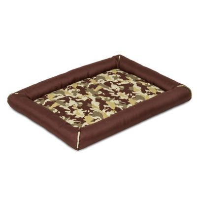SnooZZy® 2000 Durable Crate Mat in Brown Camo