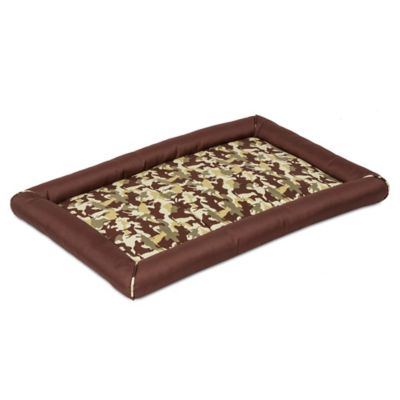 SnooZZy® Durable 4000 Dog Crate Mat in Brown Camo