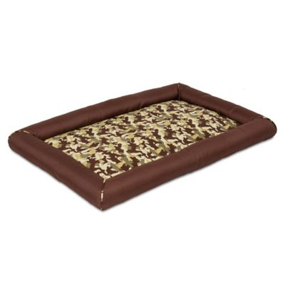 SnooZZy® Durable 5000 Dog Crate Mat in Brown Camo