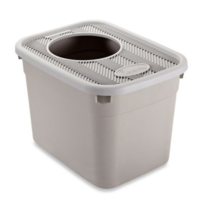 Clevercat® Top Entry Cat Litter Box