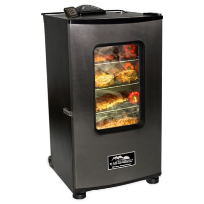 Masterbuilt 30-Inch Windowed Electric Smoker