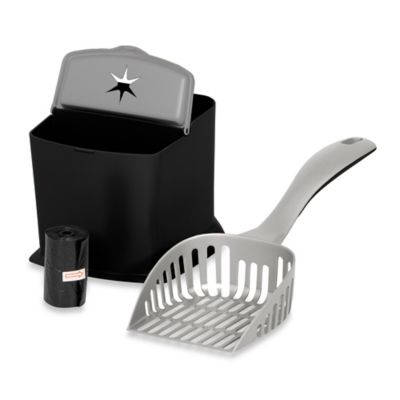 Dazzle! Litter Scoop with Caddy