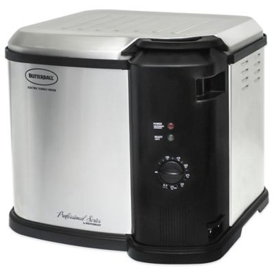 Buy Masterbuilt Butterball 174 Oil Free Electric Turkey Fryer