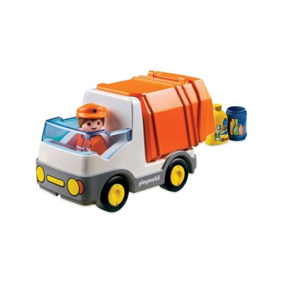Playmobil® 1.2.3 Recycling Truck