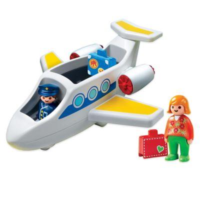 Playmobil® 1.2.3 Personal Jet