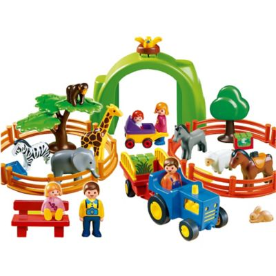 Playmobil® 1.2.3 Zoo