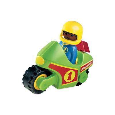 Playmobil® 1.2.3 Motor Bike
