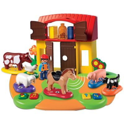 Playmobil® 1.2.3 Play and Learn Farm