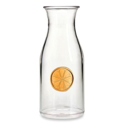 Citrus Medallion Carafe