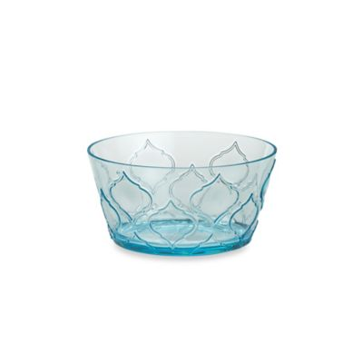 Blue White Cereal Bowl