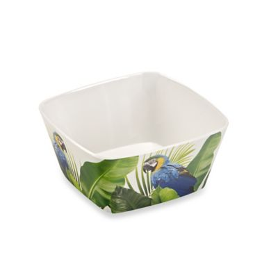 Children's Poolside Palms Cereal Bowl