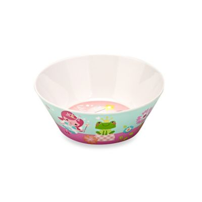 Princess Fairy Cereal Bowl
