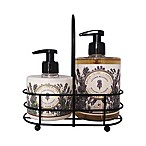 Panier Des Sens Lavender Soap and Lotion Set